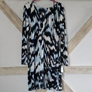 BNWT low back dress